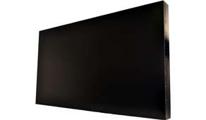 Seamless LCD Wall