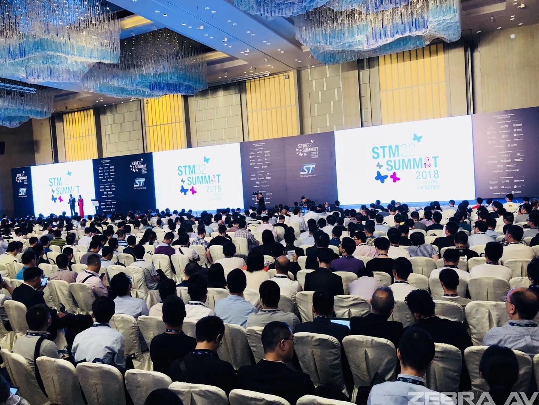 STM32峰会2018(AV设备总包)