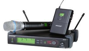 Wireless Hand Mircophone