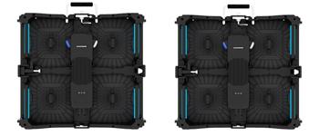ZEBRA AV invested 300sqm of new P3 HD LED